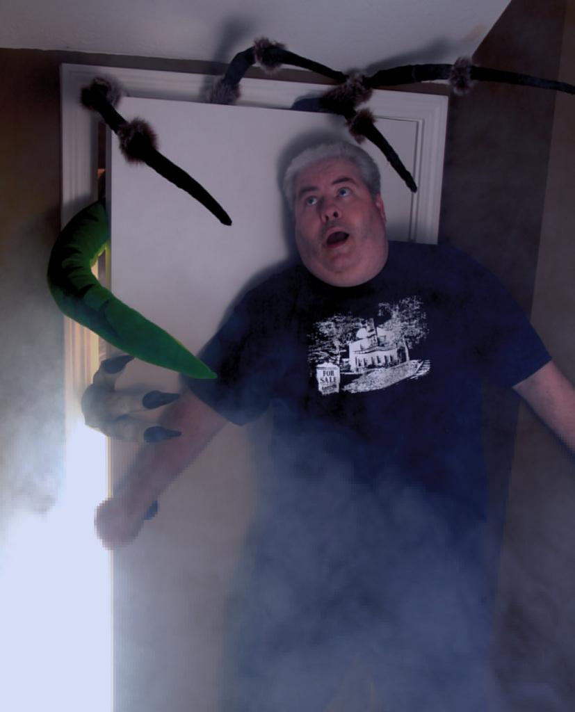 Spook House_Door