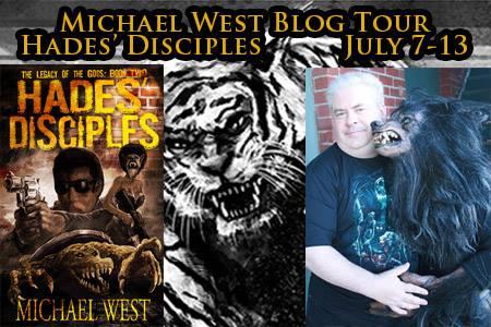 Hades Blog Tour 2014