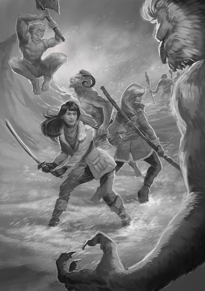Yeti War Final